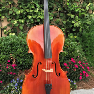 H Luger Cello Outfit Model C500