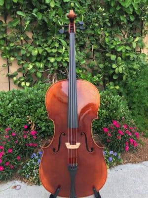 Nicolas Parola Model CP5 Cello