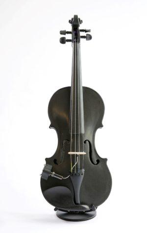 Endeavor Carbon Fiber Violin LR Baggs Pickup Front