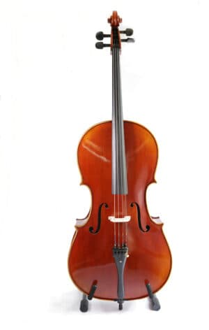Ruby Cello by Maple Leaf Strings