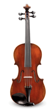 Lupot Violin Front