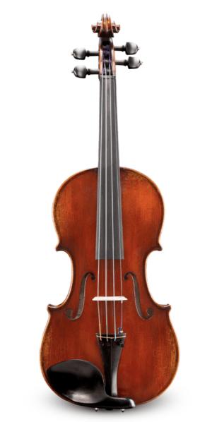 Lupot Violin Front